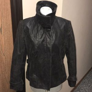 Woman's 600 West Leather Jacket